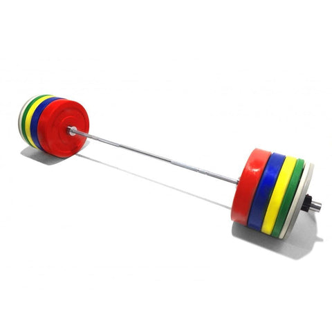 MYO Strength Olympic Bumper Plate Sets - HomeGymSupply.co.uk