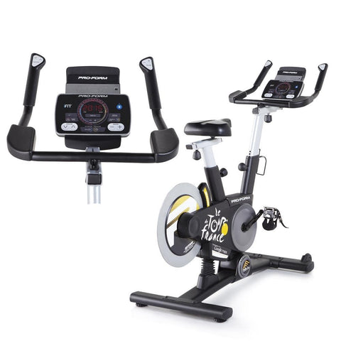 Image of ProForm TDF 1.0 Le Tour De France Indoor Cycle - HomeGymSupply.co.uk