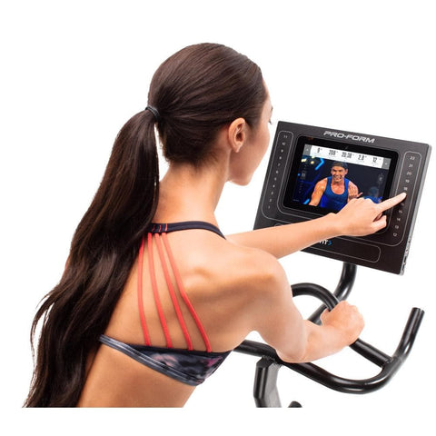 Image of ProForm Smart Power 10.0 Interactive Exercise Bike - HomeGymSupply.co.uk