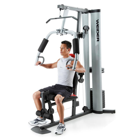 Weider Pro 8700 I Multi Gym - HomeGymSupply.co.uk