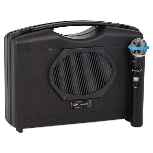 AmpliVox® Bluetooth Audio Portable Buddy with Wireless Handheld Mic