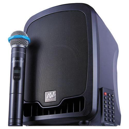 AmpliVox® Bluetooth Wireless Portable Media Player PA System