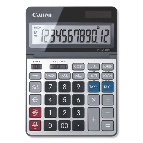 Canon® TS-1200TSC Desktop Calculator