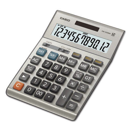 Casio® DM1200BM Desktop Calculator
