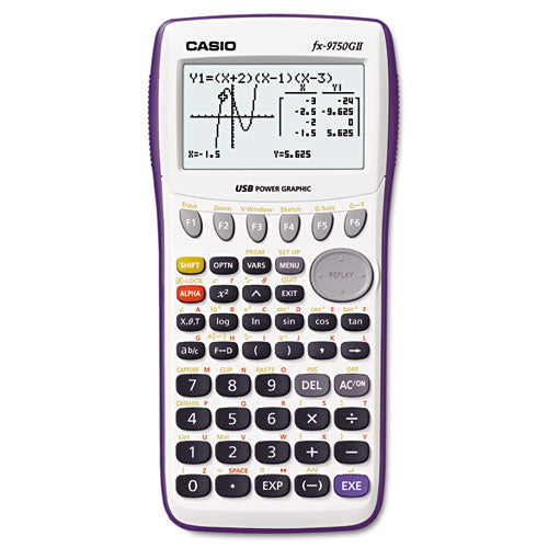 Casio® 9750GII Graphing Calculator