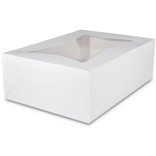 SCT® Window Bakery Boxes