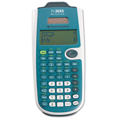 Texas Instruments TI-30XS MultiView™ Scientific Calculator