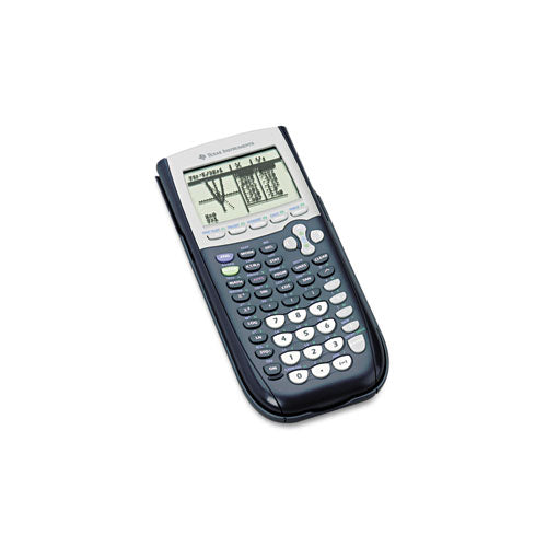 Texas Instruments TI-84Plus Programmable Graphing Calculator