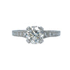 Tom Mathis Designs 1.34CT Diamond Engagement Ring