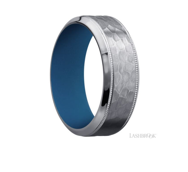 Lashbrook Designs Tantalum Wedding Band