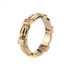 Tom Mathis 14K Yellow Gold .66 Ct. Diamond Band