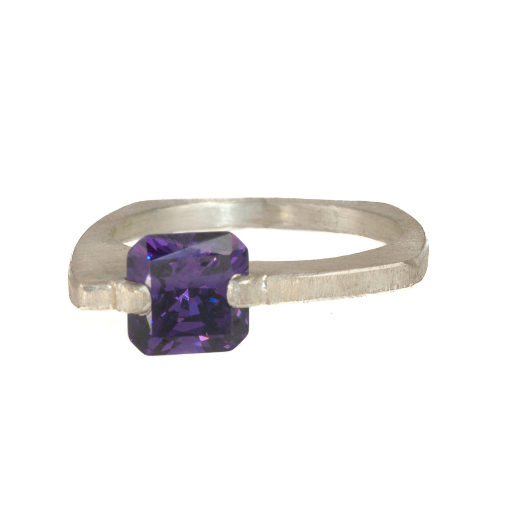 Mysterium Collection Asymmetrical Ring