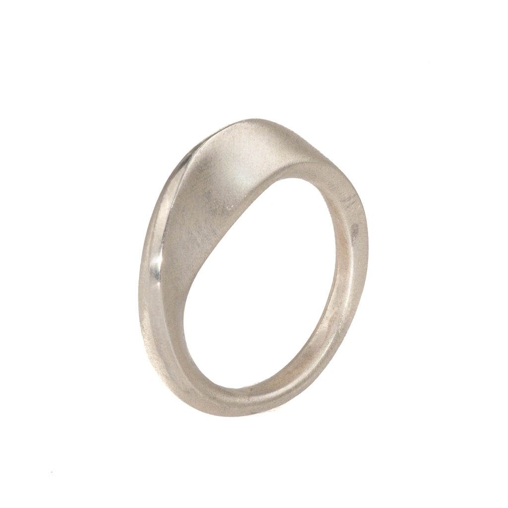 "Mysterium Collection ""Matte Twist"" Ring"