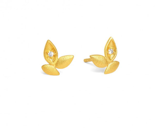 "Bernd Wolf Collection ""Blinitri"" Stud Earrings"