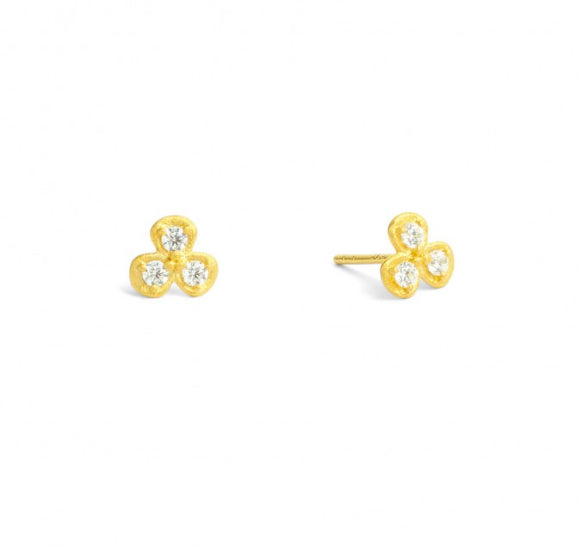 "Bernd Wolf Collection ""Liaras"" Stud Earrings"