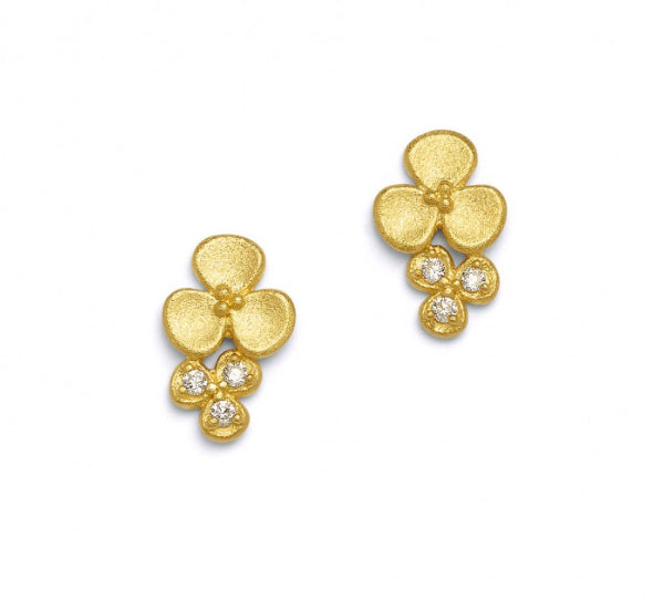 "Bernd Wolf Collection ""Celia"" Stud Earrings"