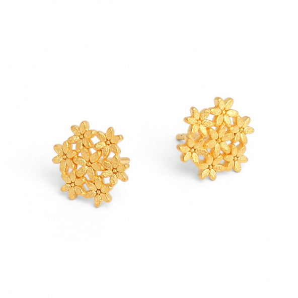 "Bernd Wolf Collection ""Florici"" Stud Earring"