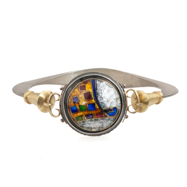 "James Carter ""Magic Carpet"" Enamel Bracelet"