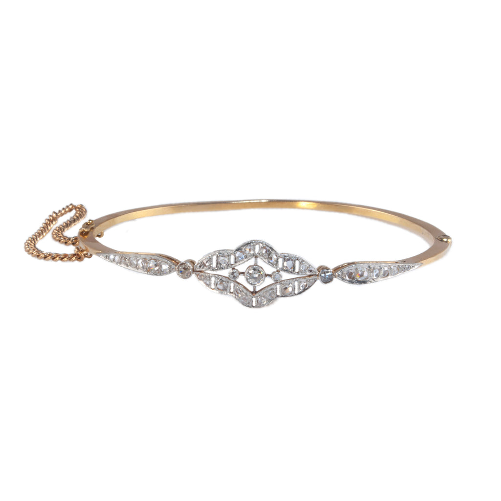 Estate Collection Victorian Diamond Bracelet