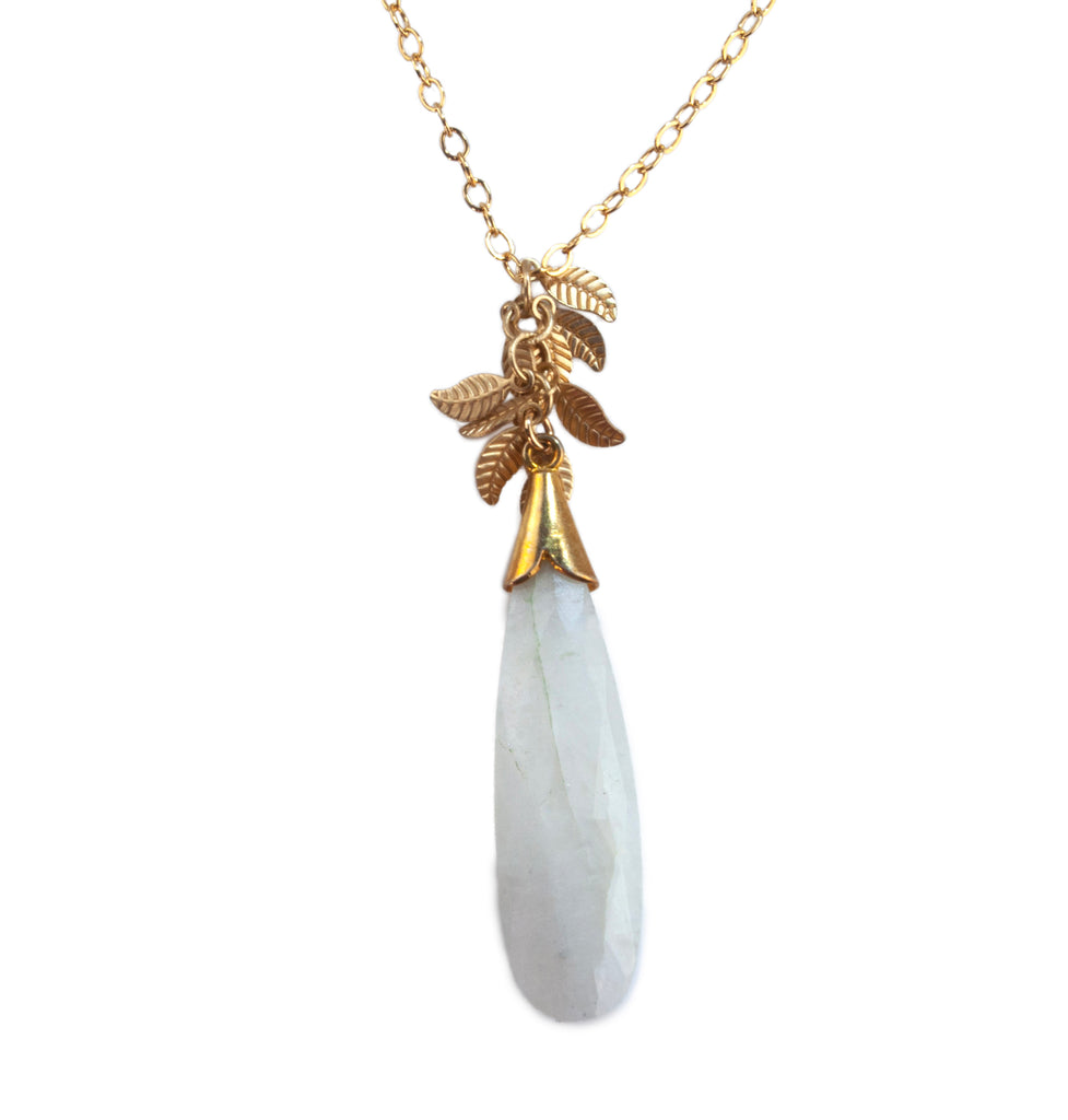 Anna Hollinger Collection Moonstone Pendant