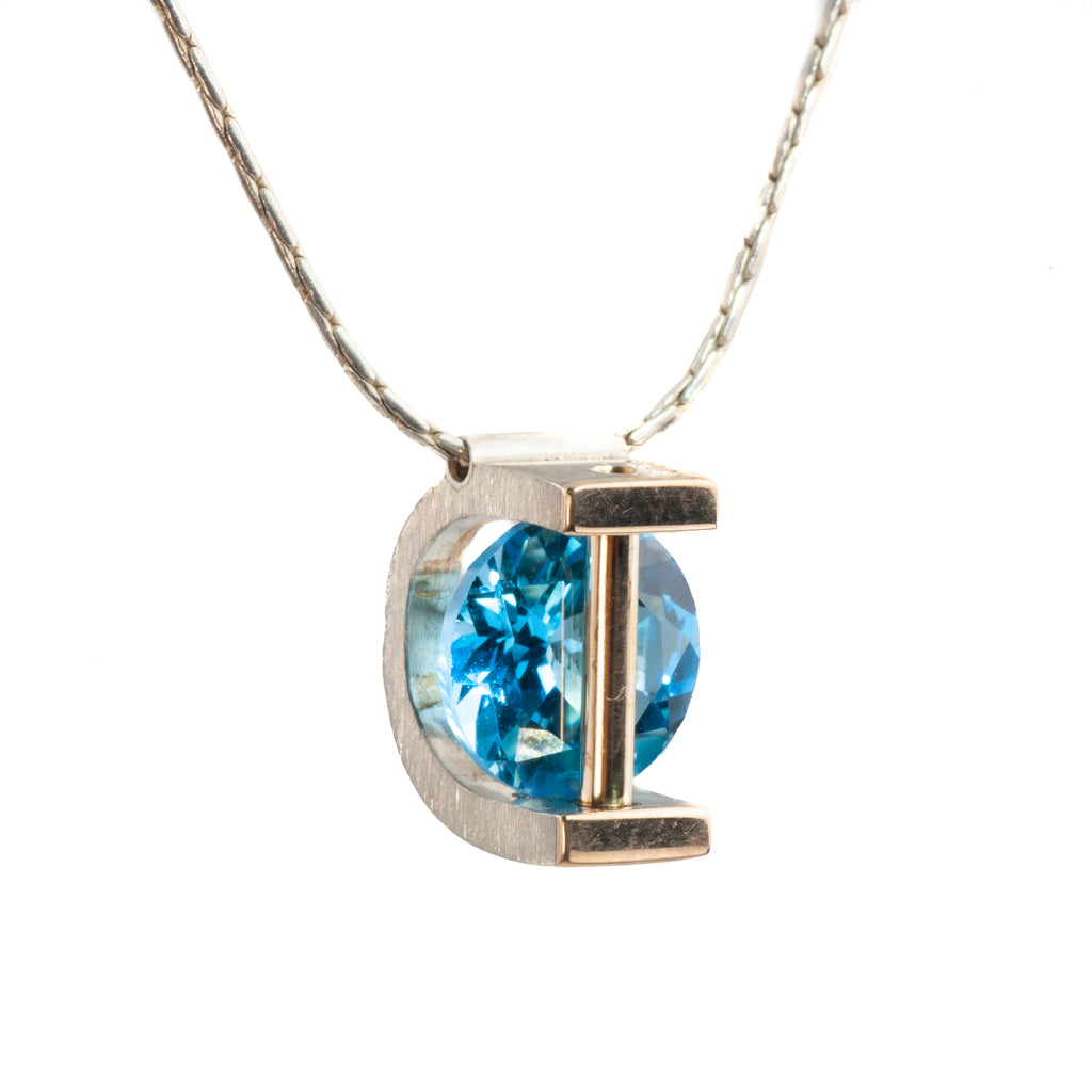 Mysterium Collection Tension Set Necklace