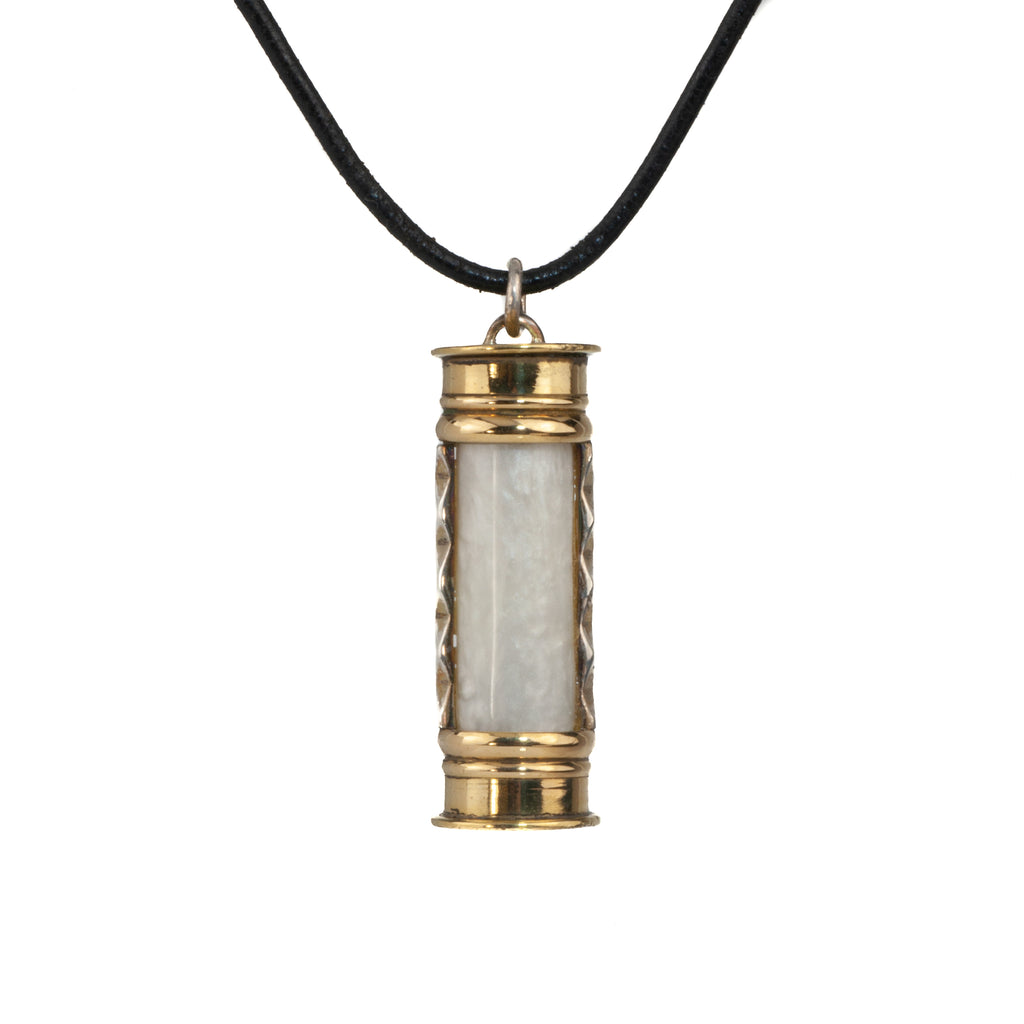 Tim Nelson Designs Mother of Pearl Drop Pendant