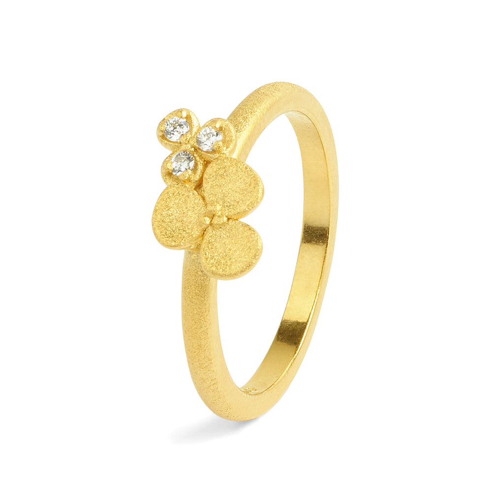 "Bernd Wolf Collection ""Celia"" CZ Ring"