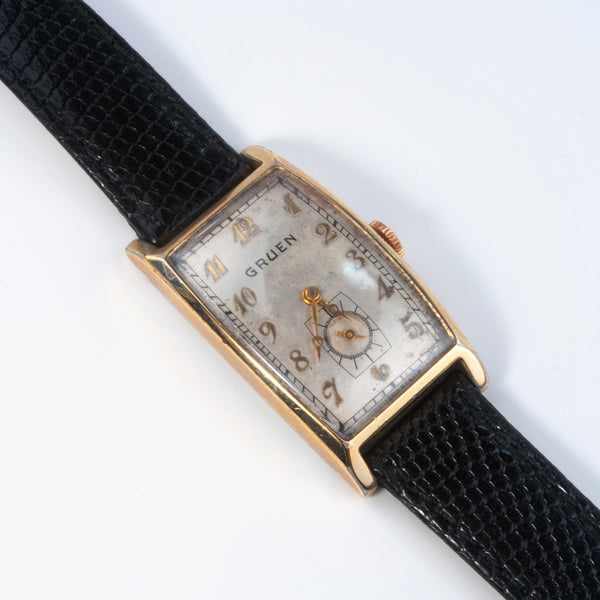 Vintage 1945 Tonneau Men's Watch
