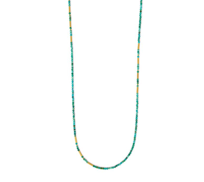 Bernd Wolf Collection Turquoise Necklace