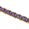 Estate Collection Antique Amethyst Bracelet
