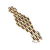 Estate Collection 18K Yellow & Rose Gold Link Bracelet