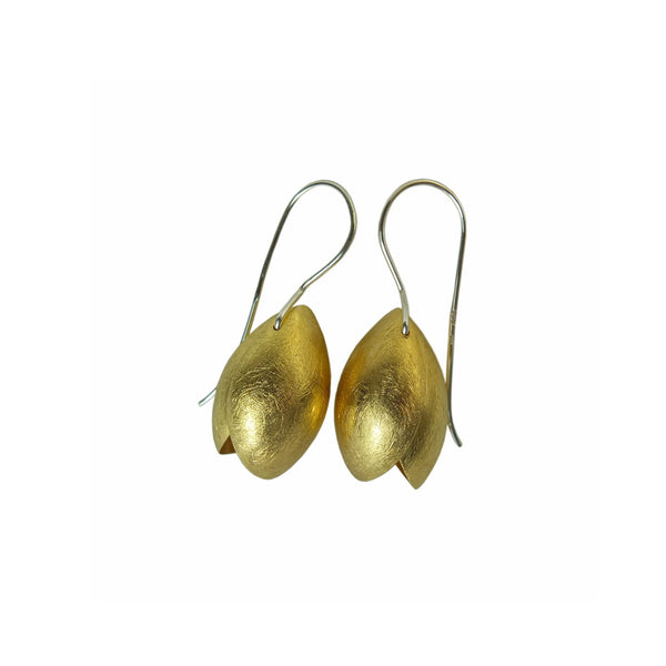Mysterium Collection Sterling Tulip Earrings