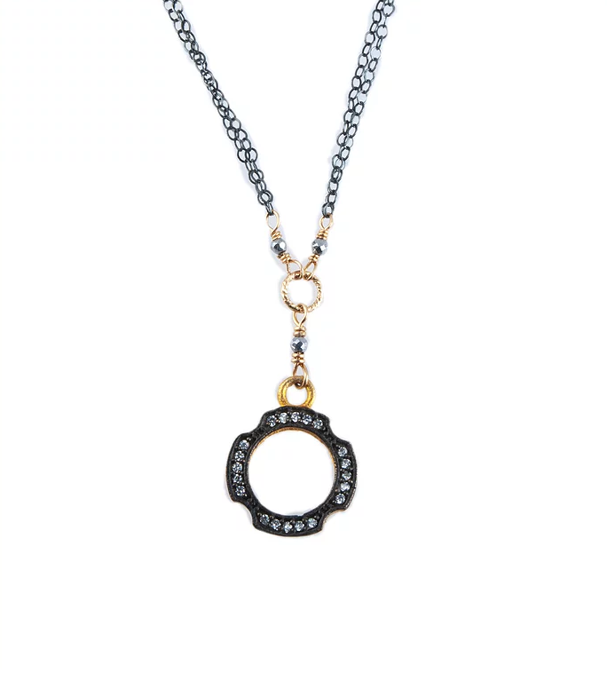 Anna Hollinger Zirconia Circle