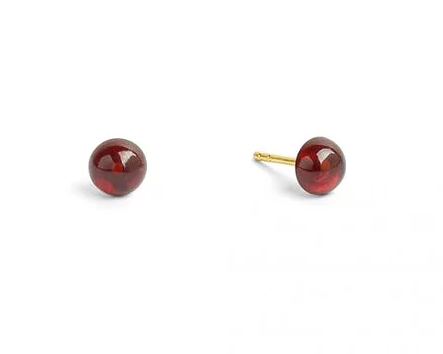 Bernd Wolf Collection Garnet Earrings