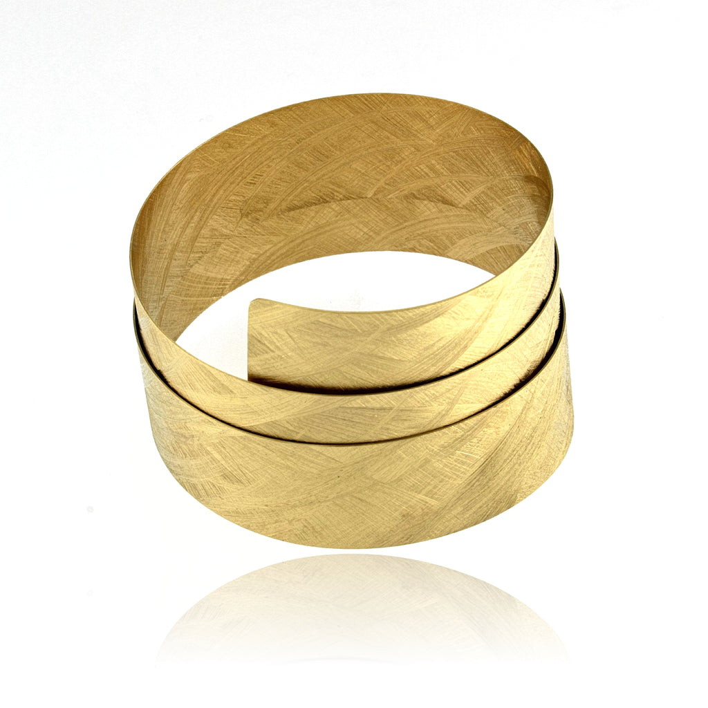 Mysterium Collection Vermeil Wrap Bracelet