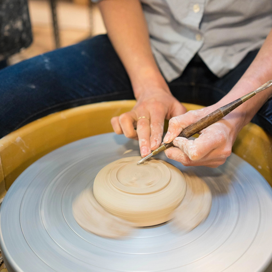 6-week Intro to Wheel & Clay