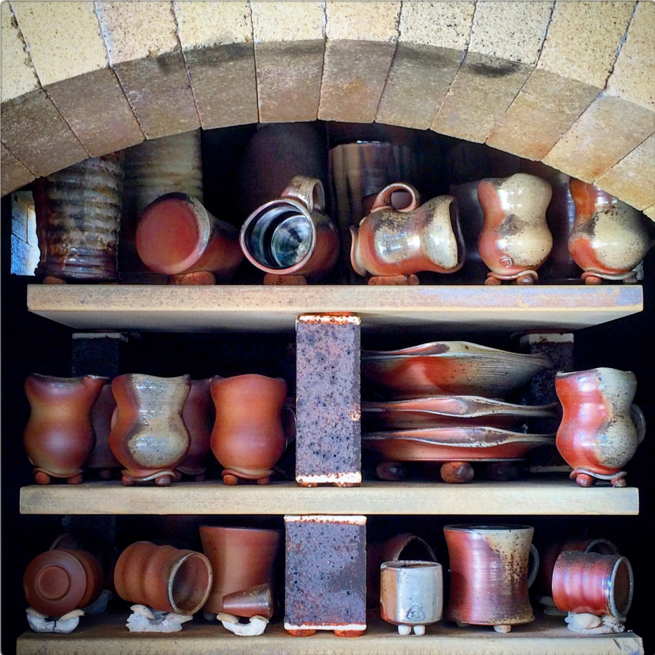 7-Day Woodfire Kiln-Building Retreat - Aug 3-9