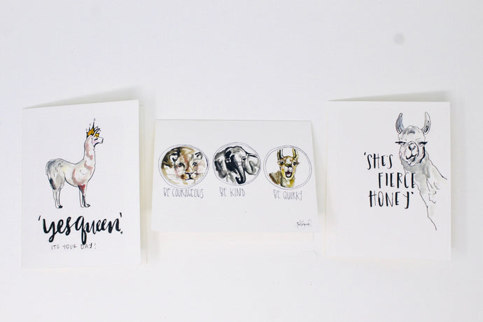 The Encourager Greeting Card Collection- 3 Pack