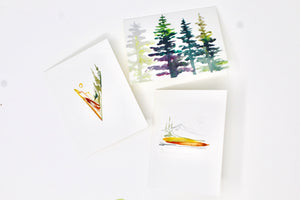The Adventurer Greeting Card Collection- 3 Pack