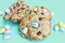 "Load image into Gallery viewer, ""Bunny Tracks"" Cookies (6 Cookies)"