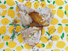 Load image into Gallery viewer, Lavender Lemon Scones