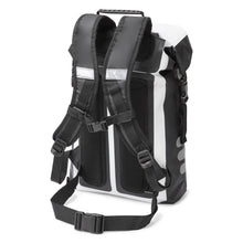 Load image into Gallery viewer, Ettore Sonar Cycling Rucksack 100% Waterproof Dry Bag Black/White