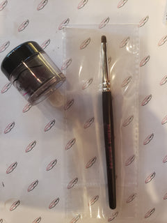 Detail brush & Eyeliner