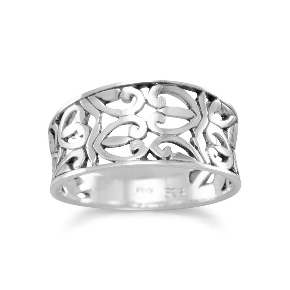 Heart Design Ring