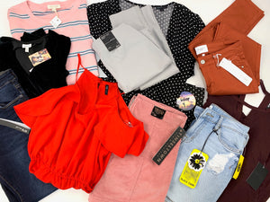 Popular Retailers | JUNIORS Apparel | Assorted Bundle