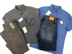 Popular Retailers | Men's Apparel | RETURNS | Assorted Bundle | 10 Piece Min.