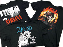 Load image into Gallery viewer, Graphic Band T-shirts | UNISEX | Assorted Bundle | 5 Piece Min.