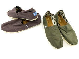 TOMS | Assorted Shoes | HALF-PALLET | Men's | 250 Pairs