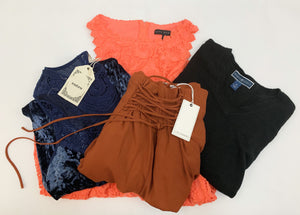 2018 CLEARANCE Boutique Brands - Women & Juniors | Assorted Bundles | 100 Piece Min.