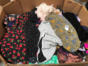 NDSTM & NDSTM RCK | Assorted Women | RETURNS | HALF PALLET | 225 Pieces